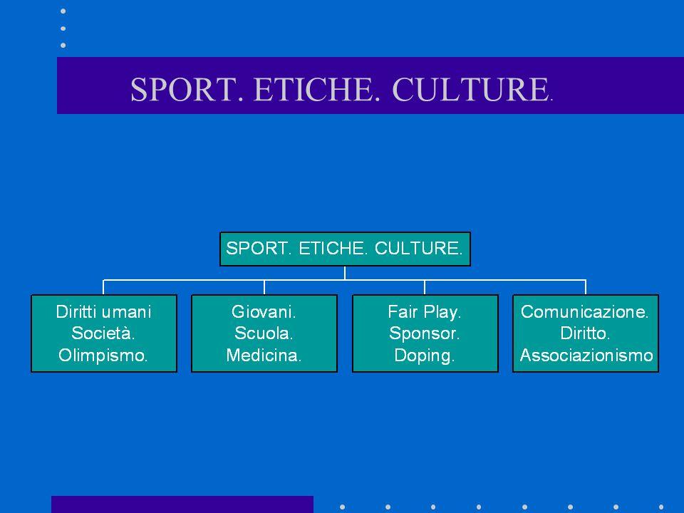 SPORT. ETICHE. CULTURE.