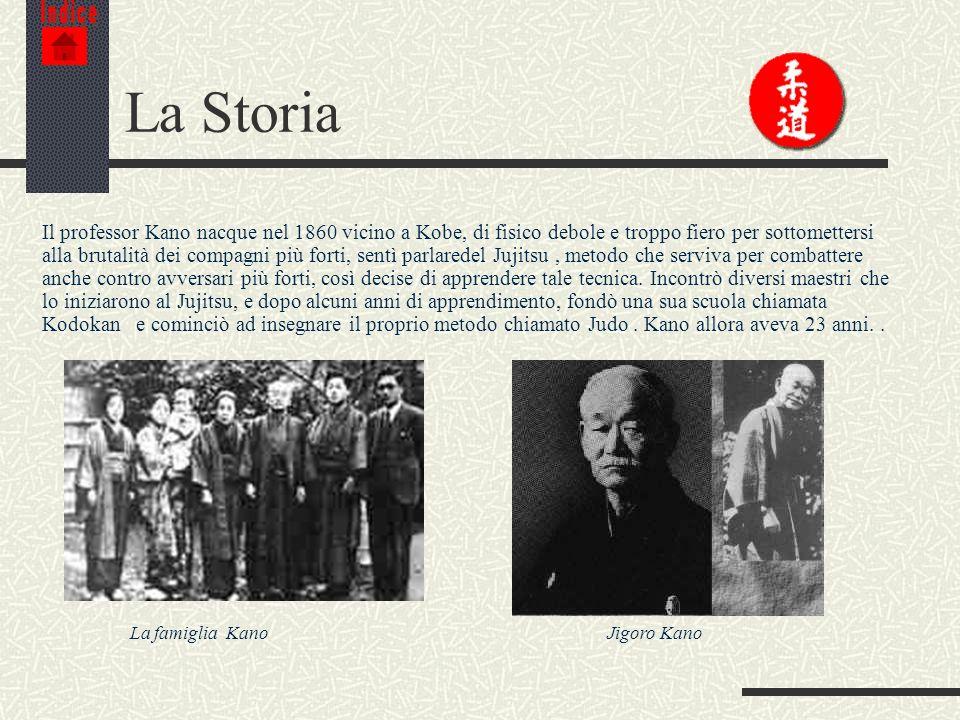 Indice La Storia.