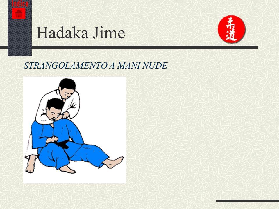 Indice Hadaka Jime STRANGOLAMENTO A MANI NUDE