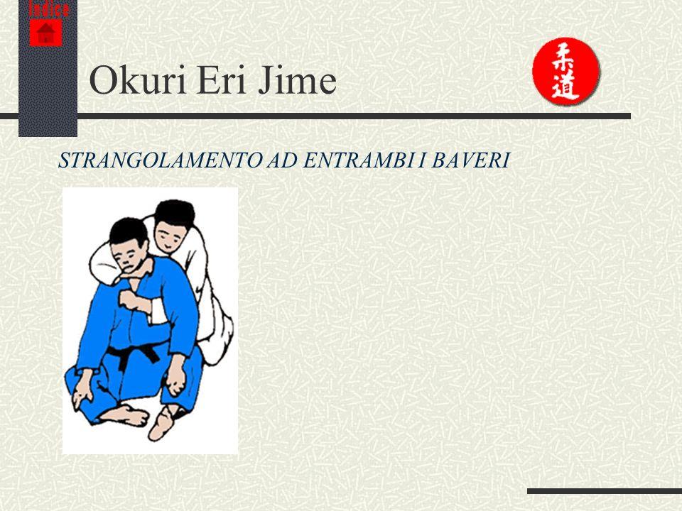 Indice Okuri Eri Jime STRANGOLAMENTO AD ENTRAMBI I BAVERI