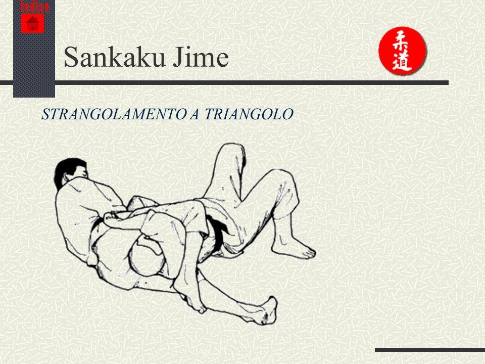 Indice Sankaku Jime STRANGOLAMENTO A TRIANGOLO