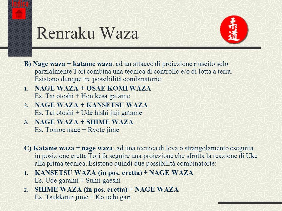 Indice Renraku Waza.