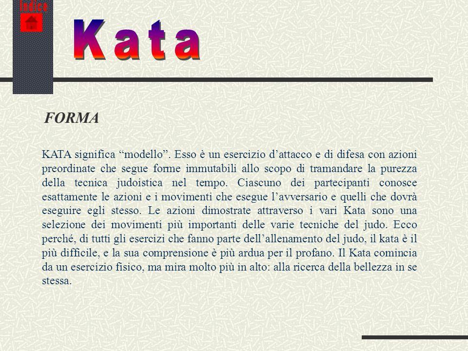 Indice Kata. FORMA.