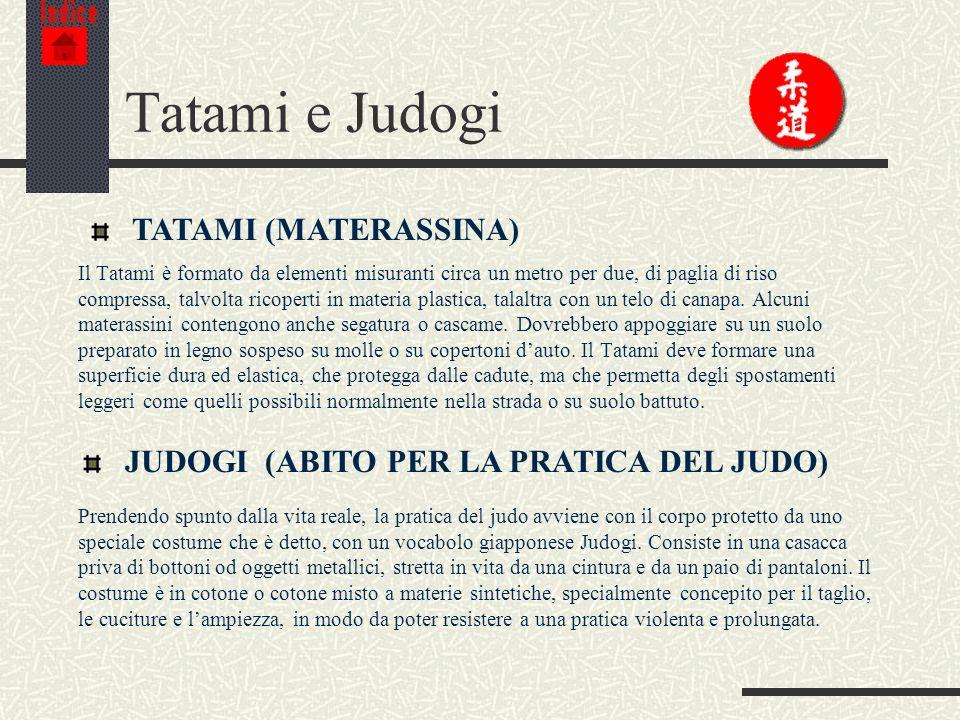 Tatami e Judogi TATAMI (MATERASSINA)