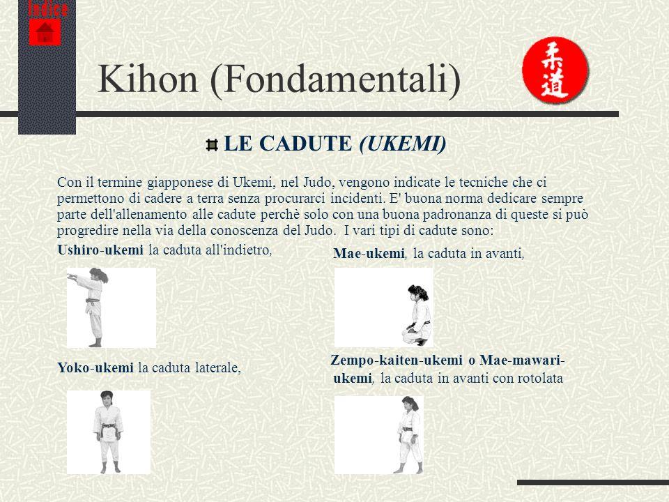 Kihon (Fondamentali) LE CADUTE (UKEMI)