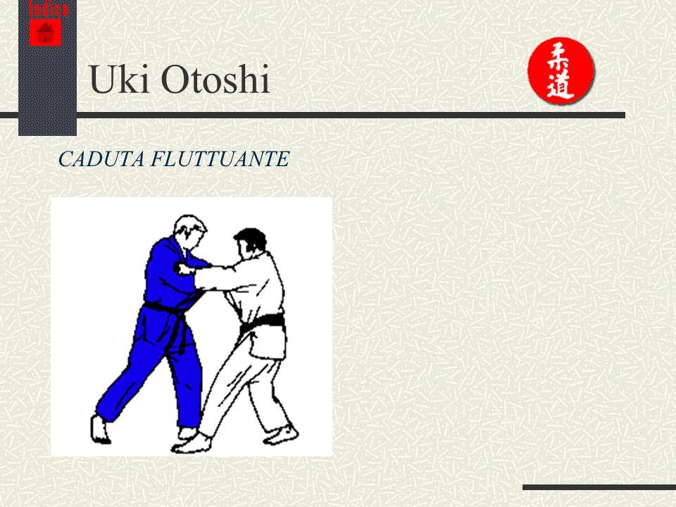 Indice Uki Otoshi CADUTA FLUTTUANTE