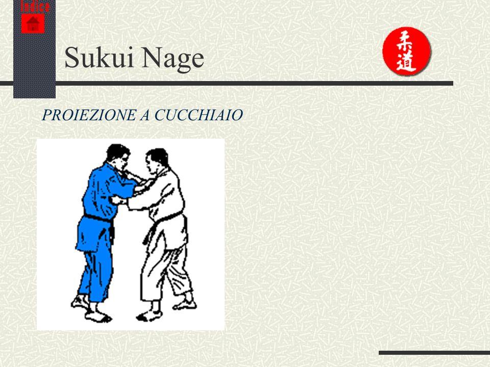 Indice Sukui Nage PROIEZIONE A CUCCHIAIO