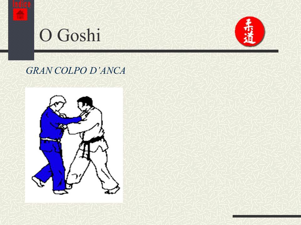 Indice O Goshi GRAN COLPO D'ANCA