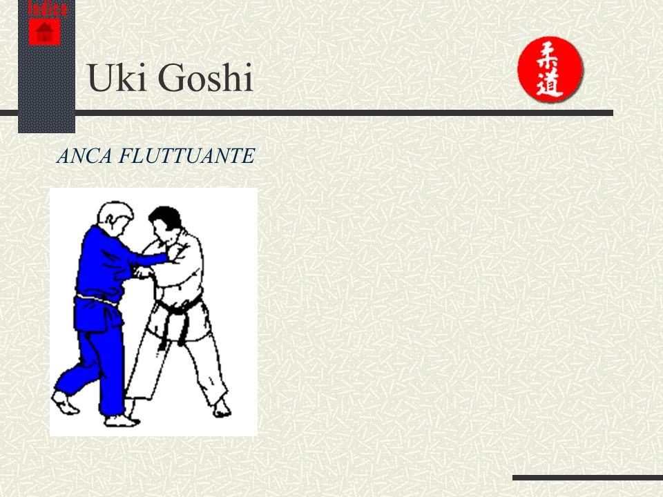 Indice Uki Goshi ANCA FLUTTUANTE
