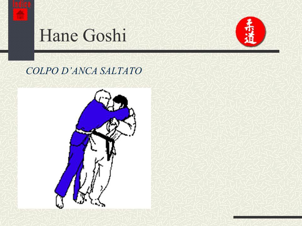 Indice Hane Goshi COLPO D'ANCA SALTATO