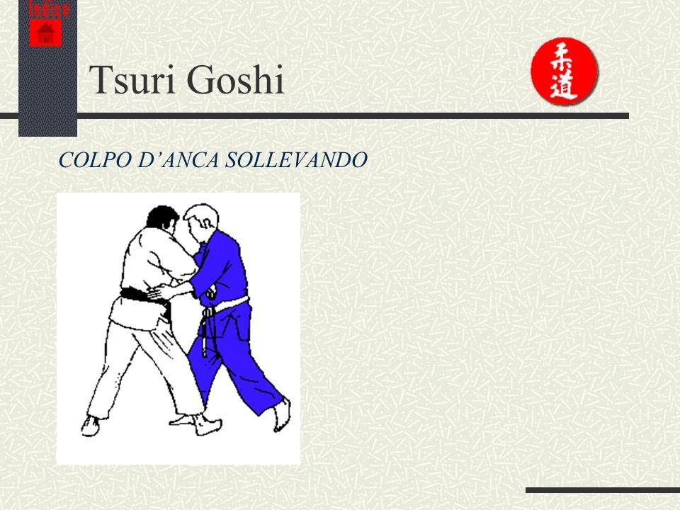 Indice Tsuri Goshi COLPO D'ANCA SOLLEVANDO