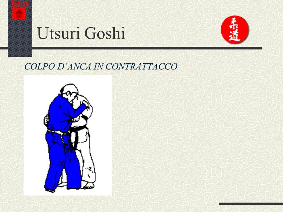 Indice Utsuri Goshi COLPO D'ANCA IN CONTRATTACCO