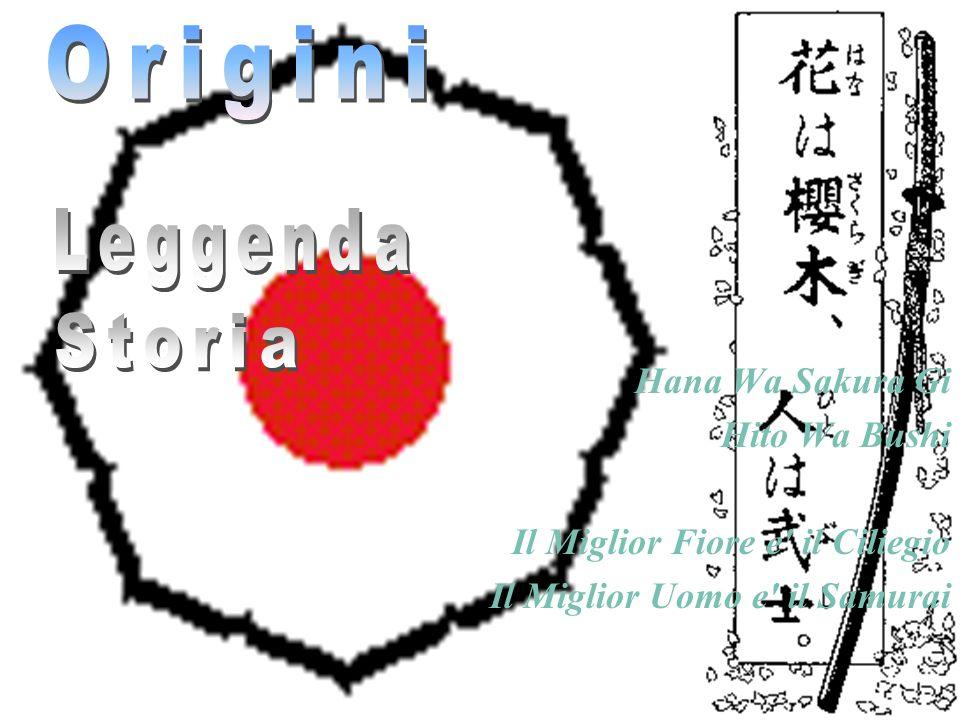 Origini Hana Wa Sakura Gi Hito Wa Bushi
