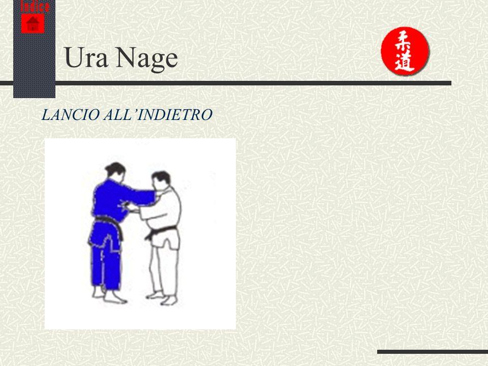 Indice Ura Nage LANCIO ALL'INDIETRO