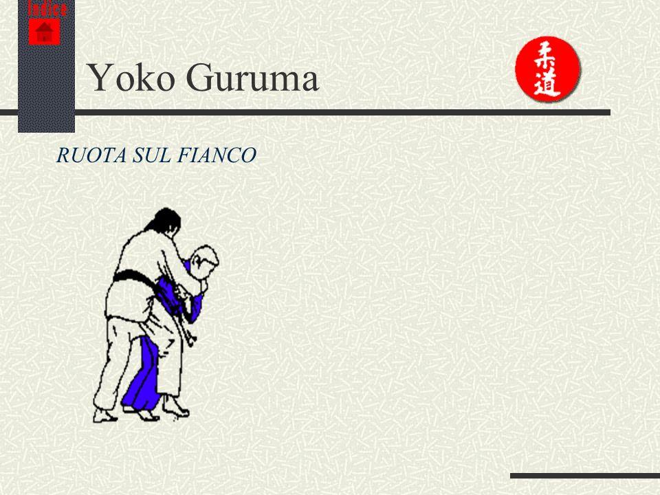 Indice Yoko Guruma RUOTA SUL FIANCO