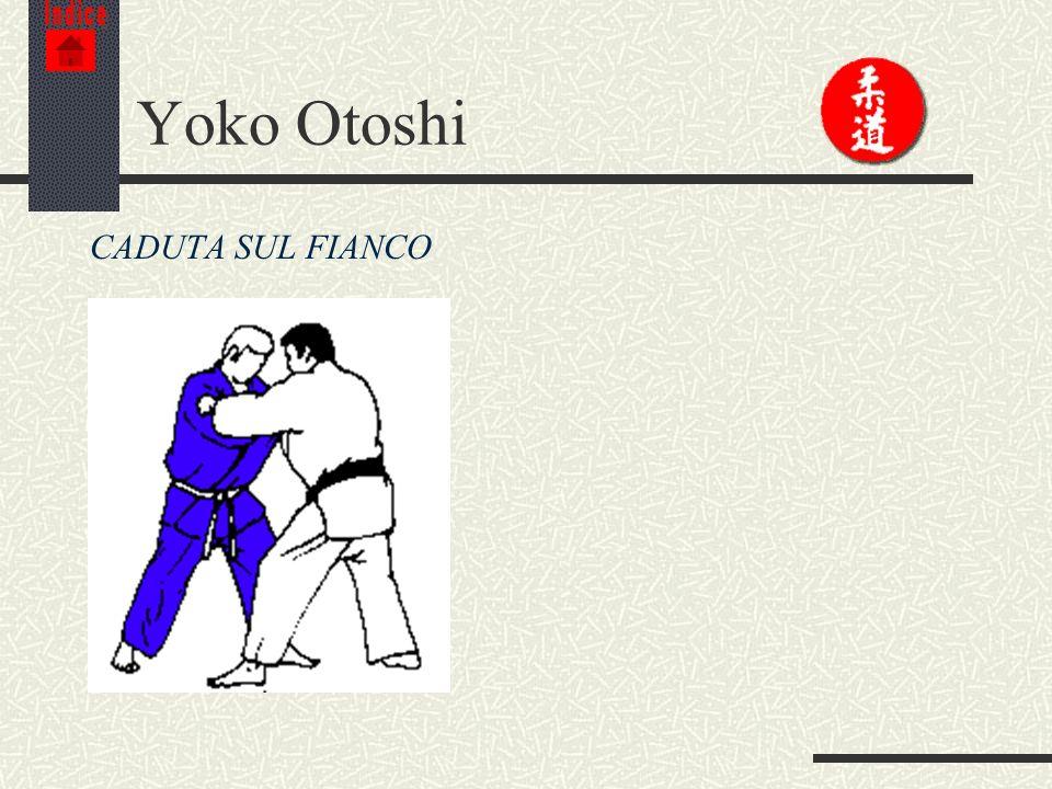 Indice Yoko Otoshi CADUTA SUL FIANCO