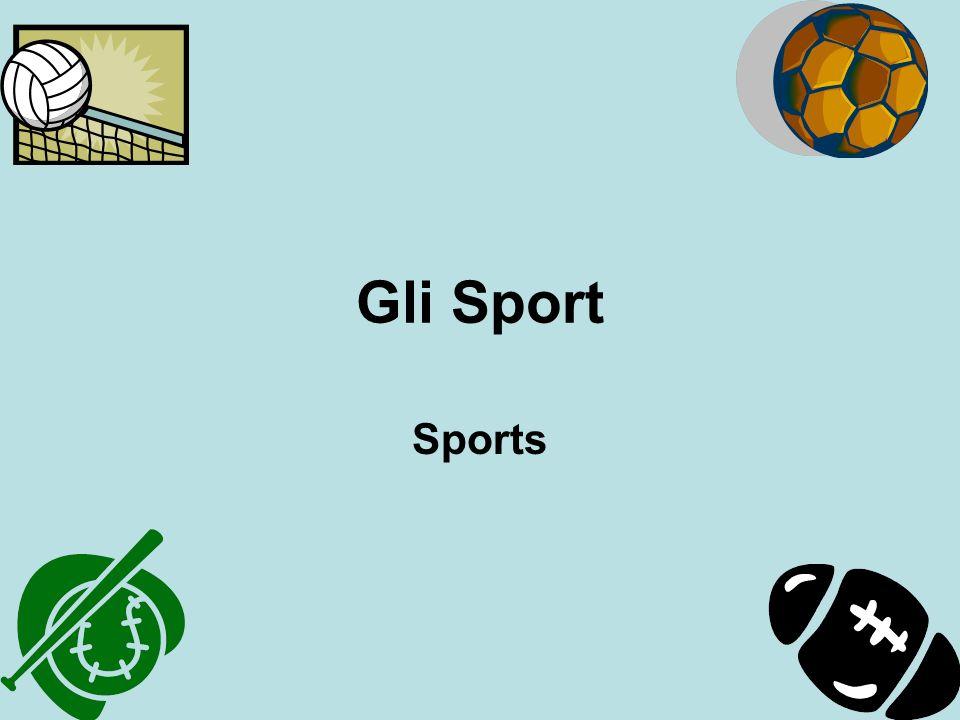 Gli Sport Sports