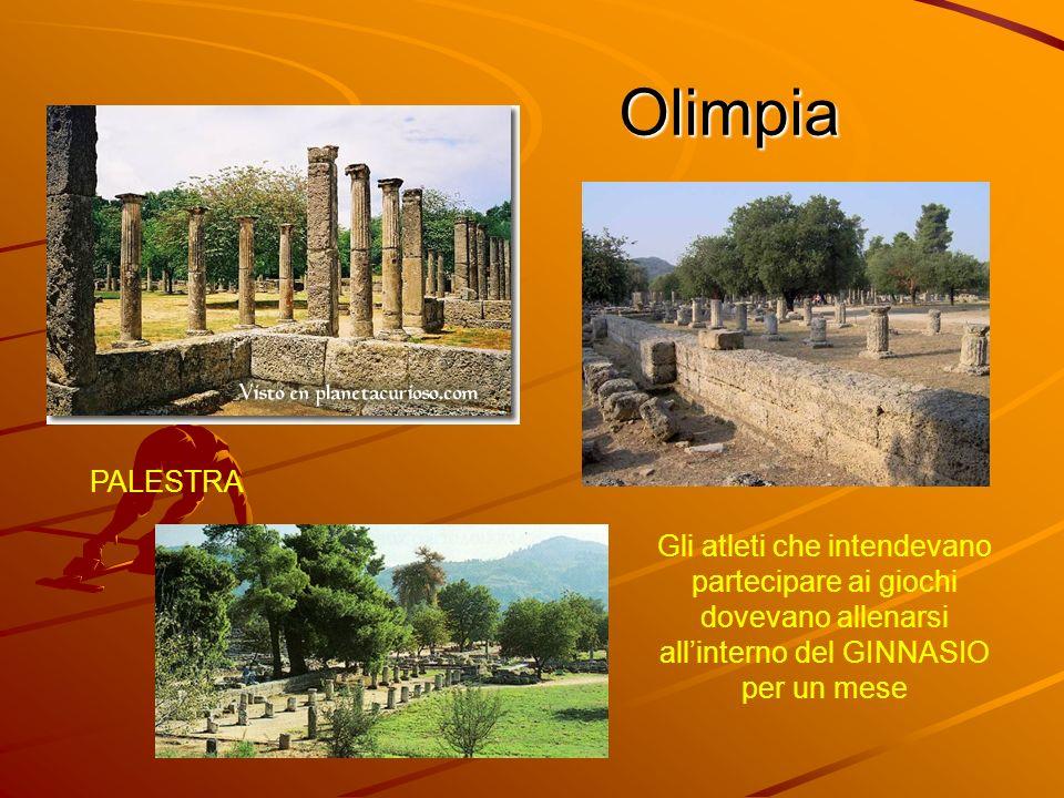 OlimpiaPALESTRA.