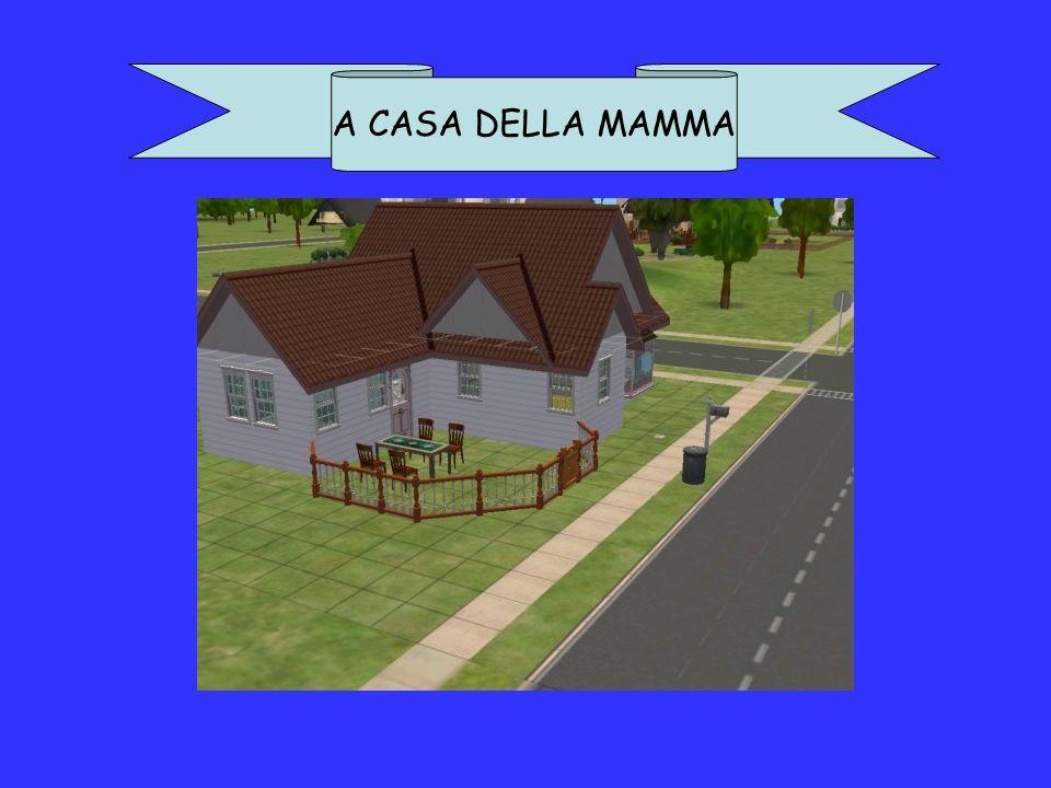 A CASA DELLA MAMMA