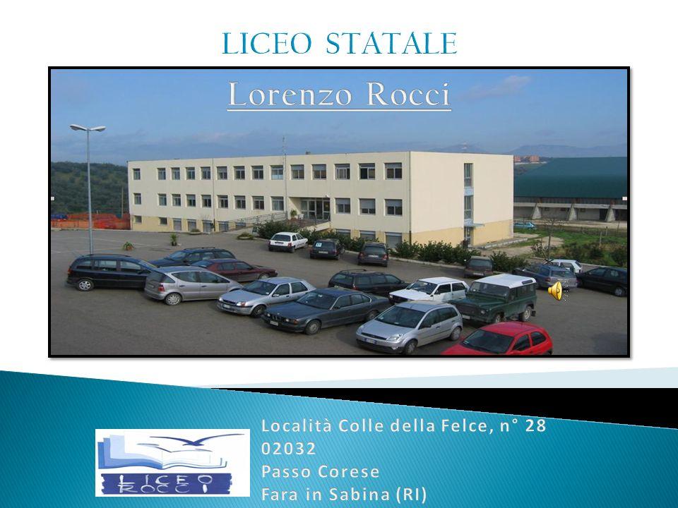 Lorenzo Rocci LICEO STATALE