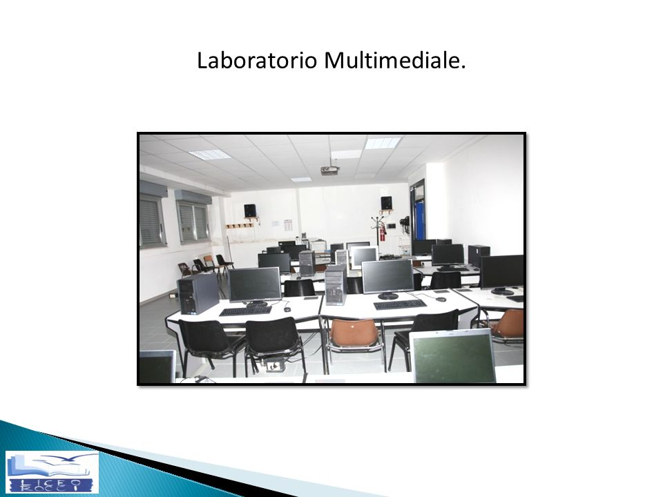 Laboratorio Multimediale.