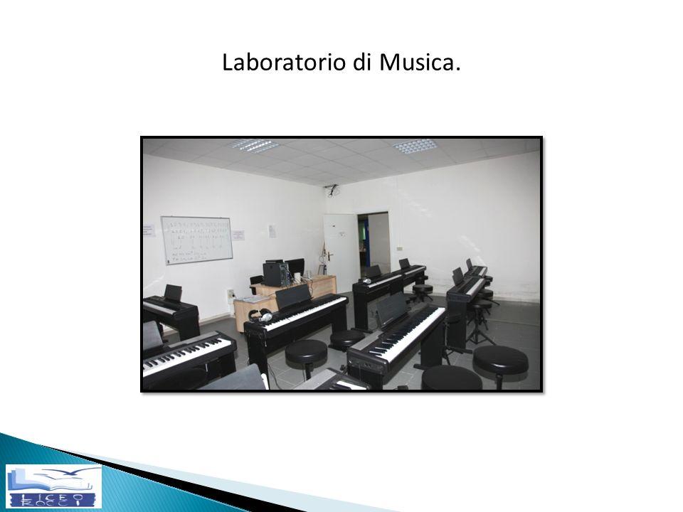 Laboratorio di Musica.