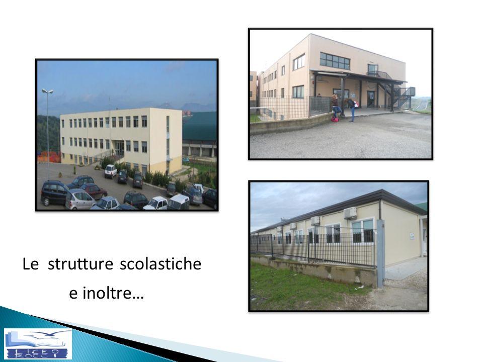 Le strutture scolastiche