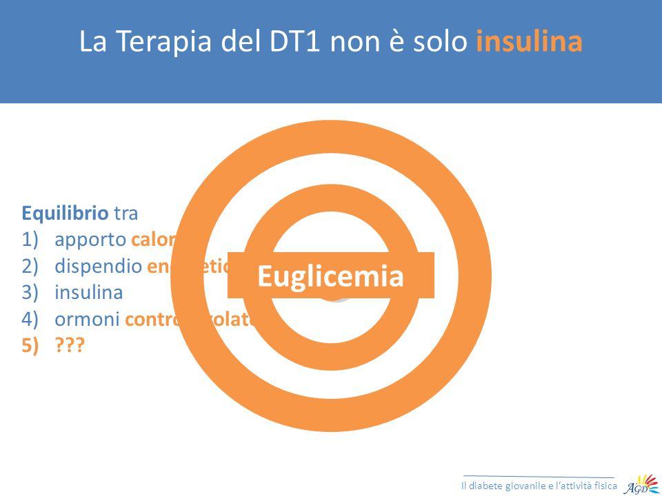 La Terapia del DT1 non è solo insulina