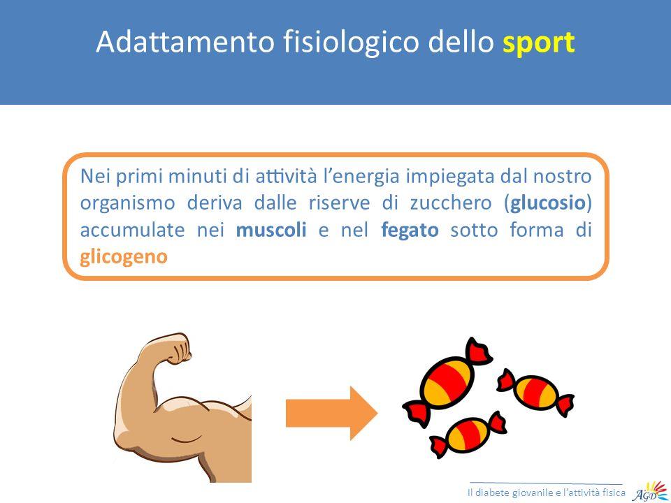 Adattamento fisiologico dello sport