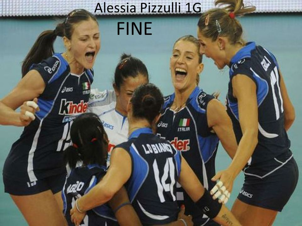Alessia Pizzulli 1G FINE
