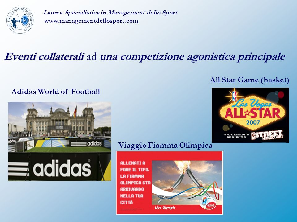 Adidas World of Football Viaggio Fiamma Olimpica