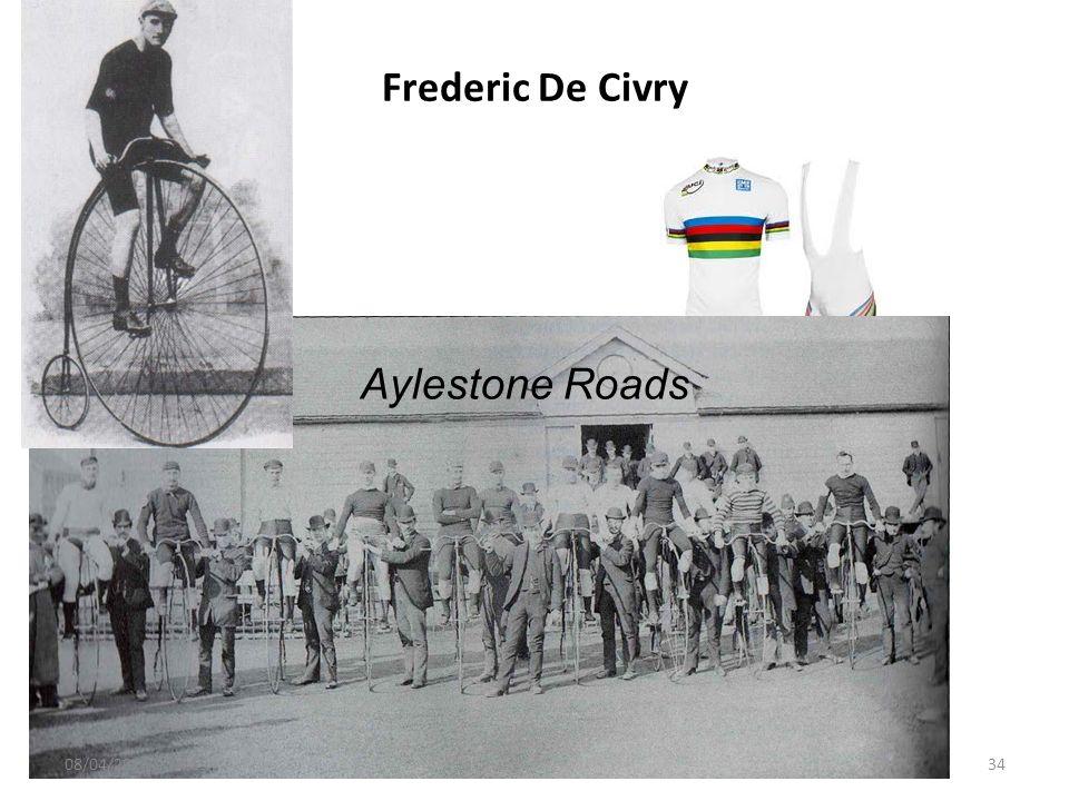 Frederic De Civry Aylestone Roads 29/03/2017 02:28:09
