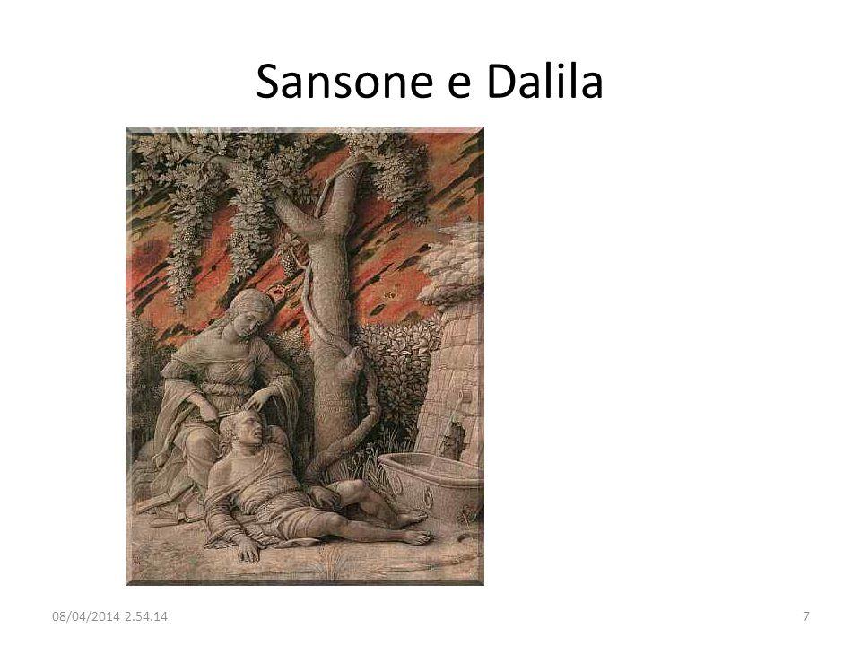 Sansone e Dalila 29/03/2017 02:28:09