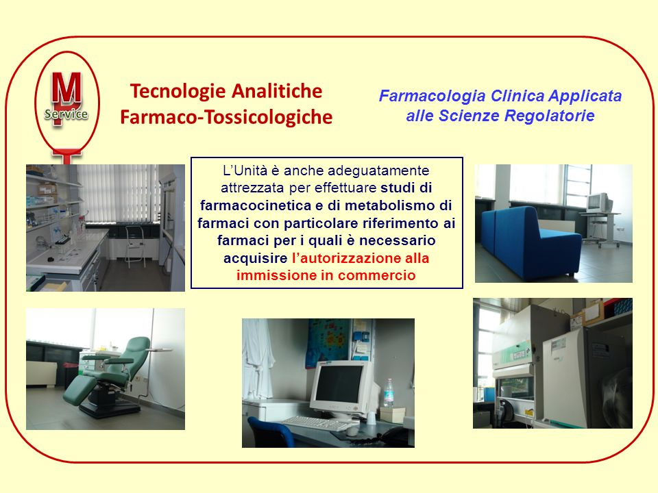 PT M Tecnologie Analitiche Farmaco-Tossicologiche