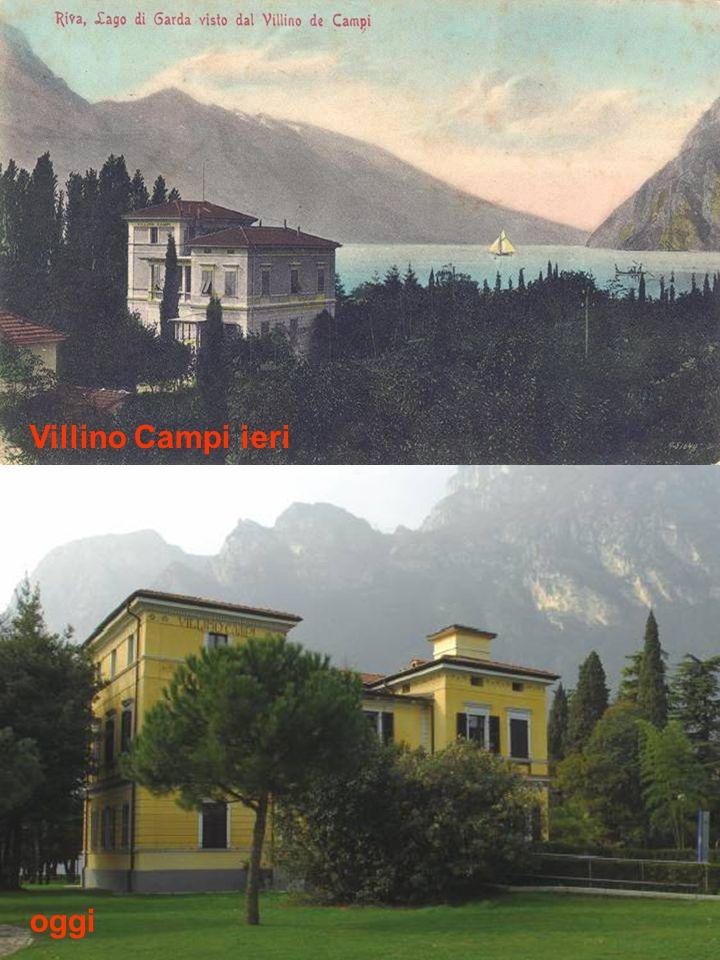 Villino Campi ieri oggi oggi