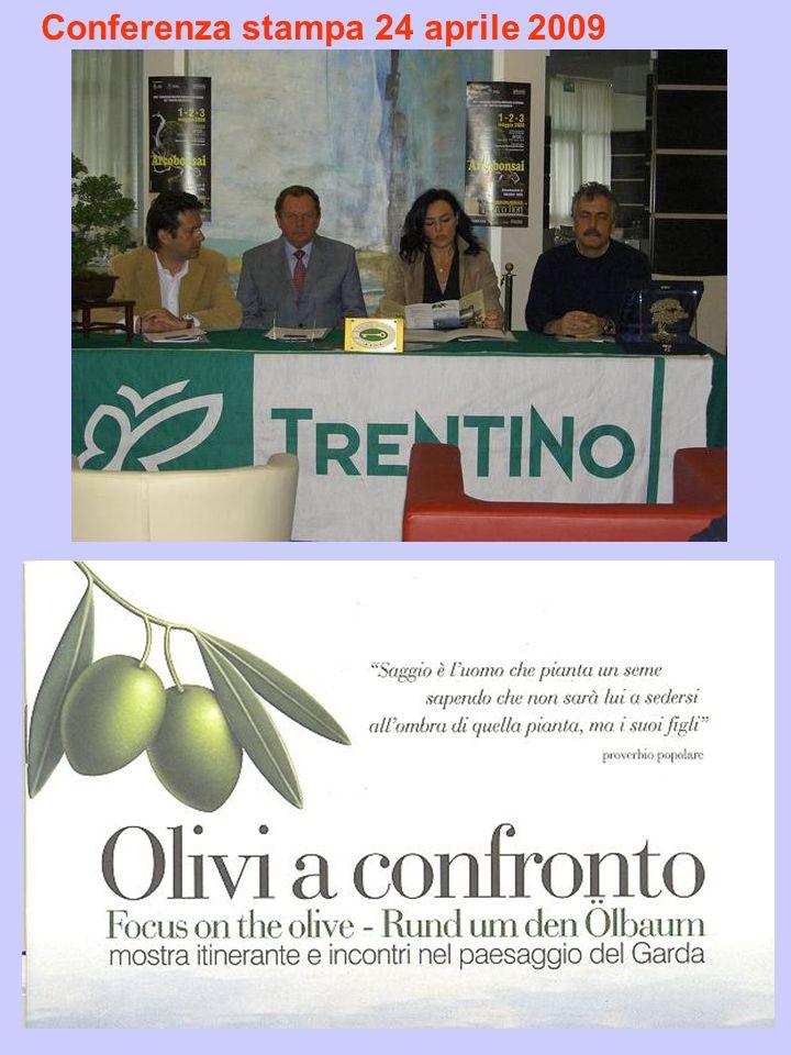 Conferenza stampa 24 aprile 2009