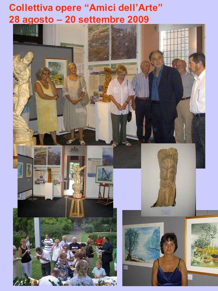 Collettiva opere Amici dell'Arte
