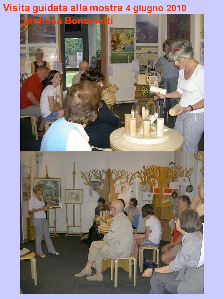Visita guidata alla mostra 4 giugno 2010