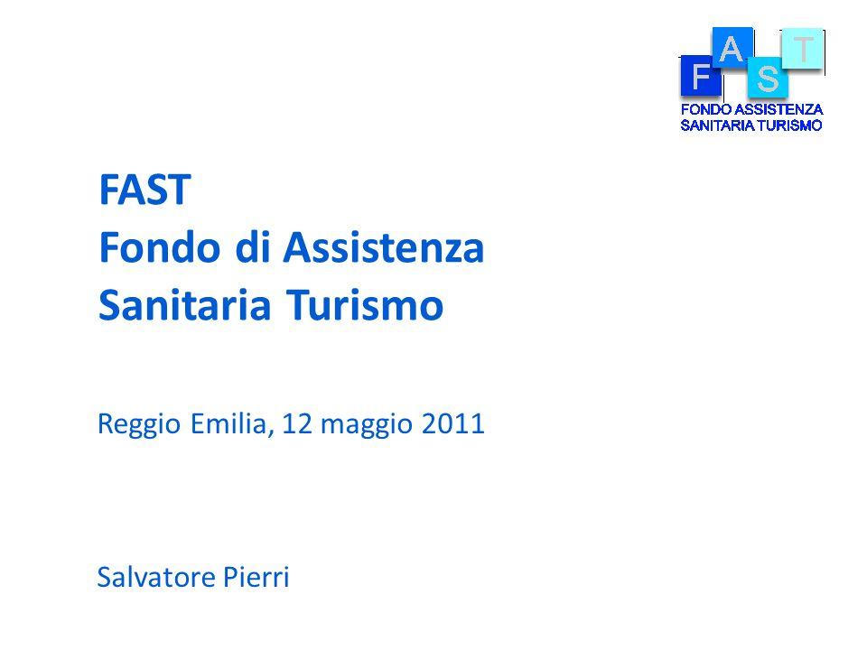 FAST Fondo di Assistenza Sanitaria Turismo