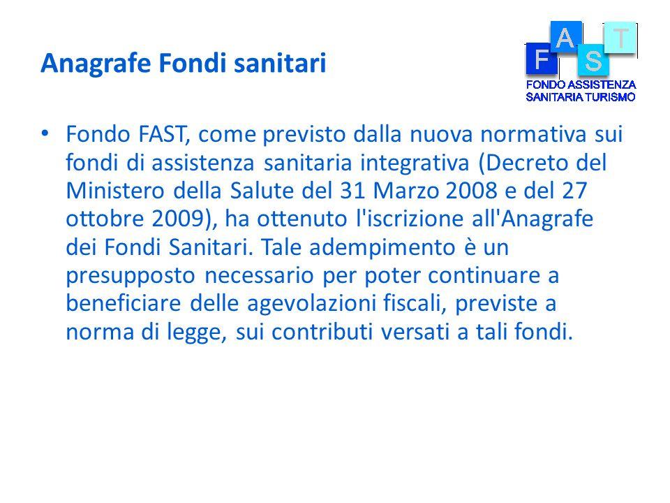 Anagrafe Fondi sanitari