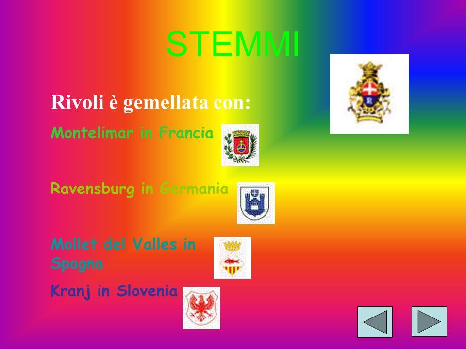 STEMMI Rivoli è gemellata con: Montelimar in Francia