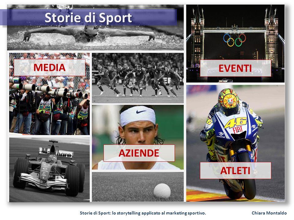 Storie di Sport MEDIA EVENTI AZIENDE ATLETI