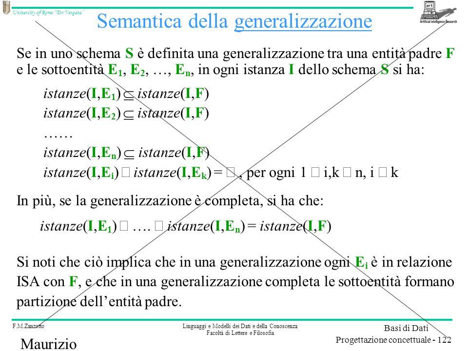 Semantica della generalizzazione