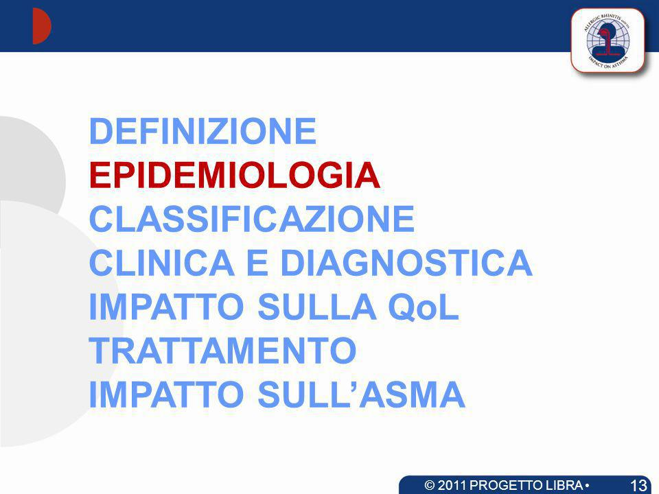 © 2011 PROGETTO LIBRA • www.progetto-aria.it •