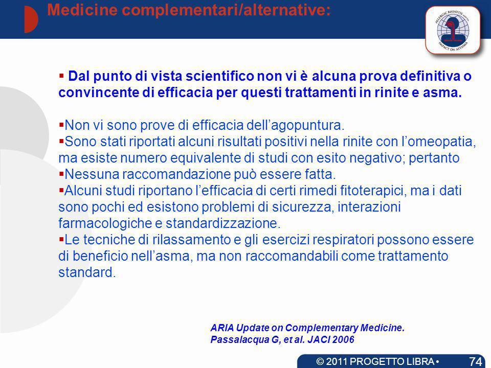 Medicine complementari/alternative: