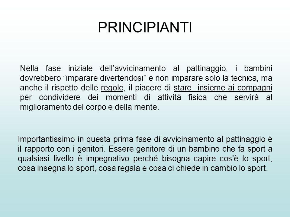 PRINCIPIANTI