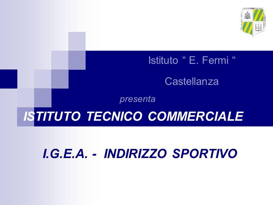 Istituto E. Fermi Castellanza