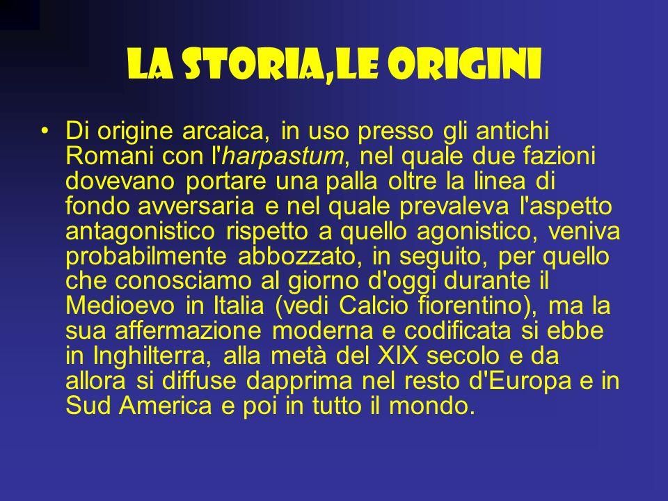 La Storia,le origini