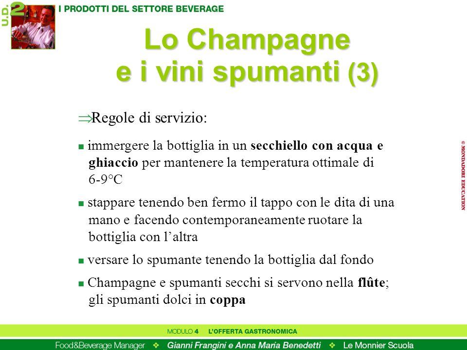 Lo Champagne e i vini spumanti (3)