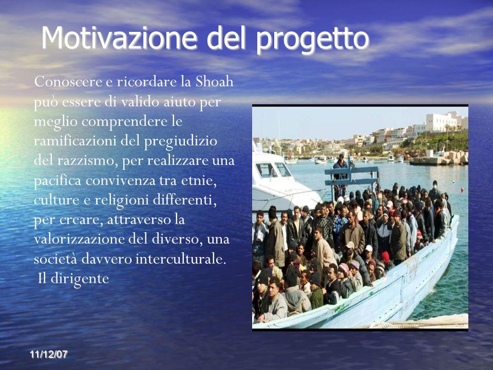 Motivazione del progetto